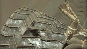 ¿Cintillos de plástico en los rovers de Marte?