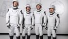 Los astronautas de SpaceX Crew-2 que parte el 22 de abril