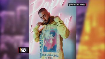 Maluma diseña ropa para Balmain