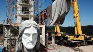 Brasil tendrá un Cristo aún más grande que el actual