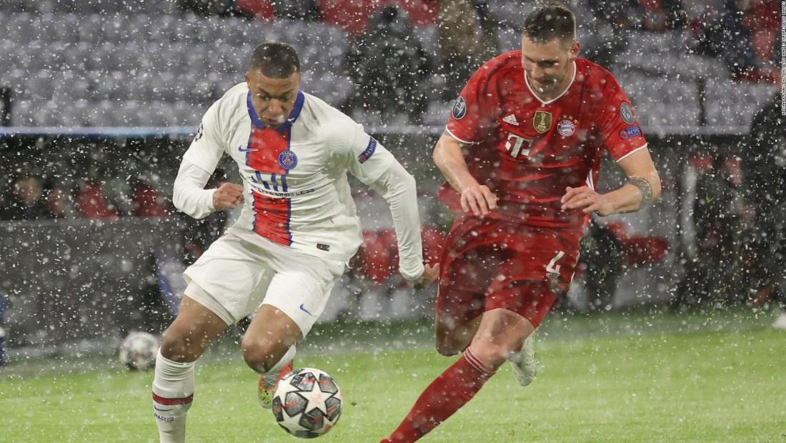 La estadística que preocupa al PSG ante el Bayern Munich