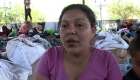 Madres migrantes y sus hijos en la miseria tras expulsión de EE.UU.
