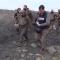 CNN acompaña al presidente de Ucrania en visita a tropas