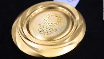 Medalla Tokio