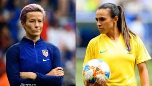 Marta busca enfrentar a Estados Unidos en una final de fútbol