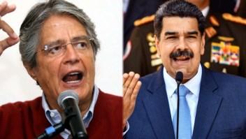 Lasso no invitará a Maduro a su toma de posesión