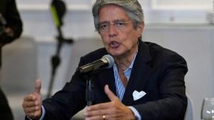 Ecuador: Guillermo Lasso ganó con el 52,36% de los votos