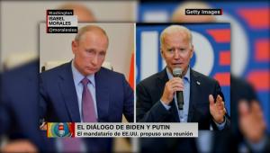 Las claves del diálogo entre Biden y Putin
