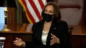 Harris: Vamos a viajar a Guatemala y México muy pronto