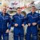 Se preparan para regresar a la Tierra tras 185 días