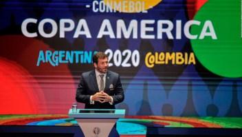 Alejandro Domínguez: La Copa América 2021 se va a jugar