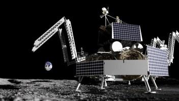 SpaceX llevará a la NASA en busca de agua lunar