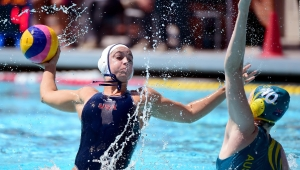 El éxito olímpico de EE.UU. en waterpolo femenino