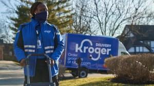 La apuesta de Kroger para aumentar sus ventas en línea