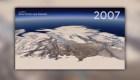Google Earth ahora muestra el cambio climático