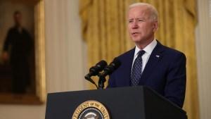 "Biden, dispuesto a responder si Rusia ""interfiere"""