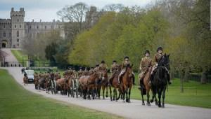 Conoce el protocolo del adiós al duque de Edimburgo