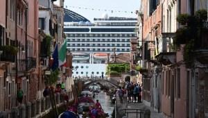Cruceros regresarán a Venecia en junio próximo