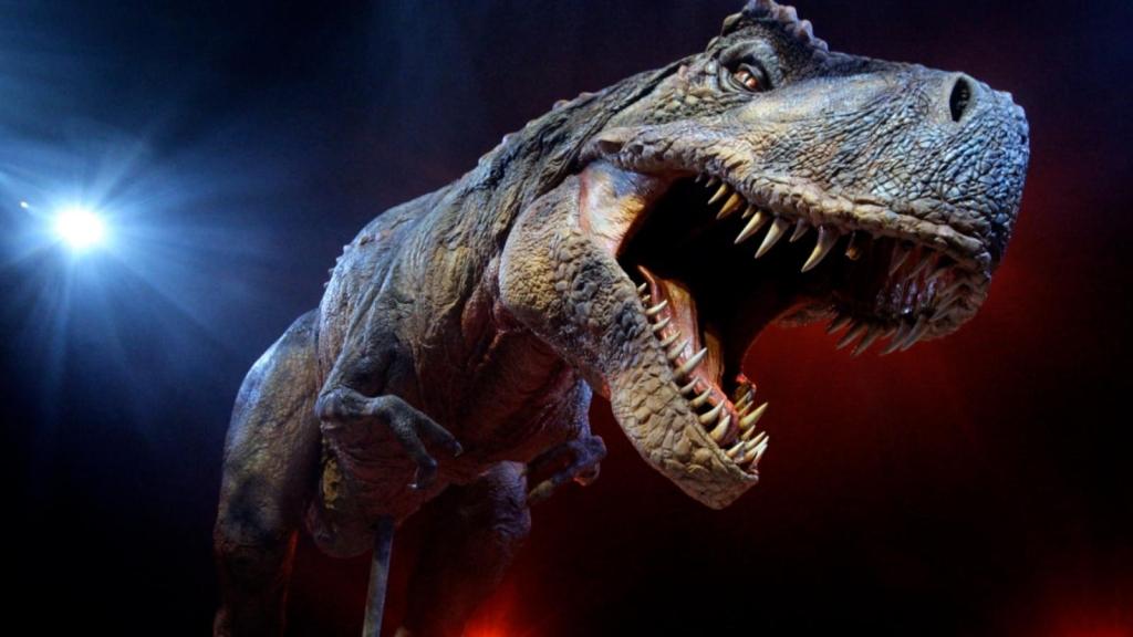 T. rex no era tan rápido como se creía, dice estudio