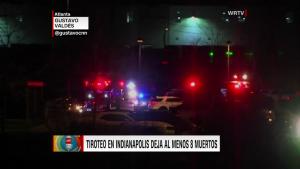 Tiroteo en Indianapolis: ¿qué se sabe del sospechoso?