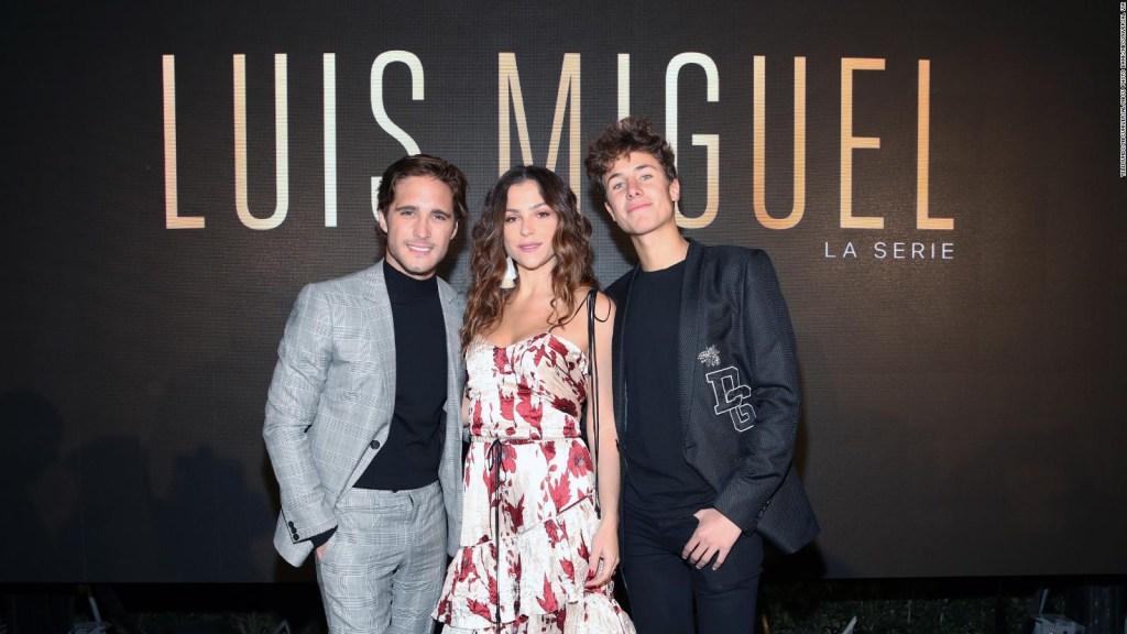 """Llega la segunda temporada de """"Luis Miguel, la serie"""""""
