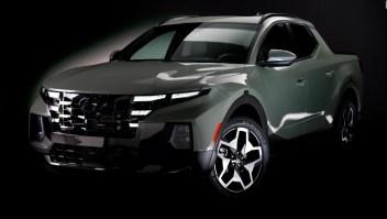 Así es la nueva camioneta deportiva de Hyundai