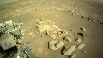 ¿Alguna vez hubo vida en Marte?