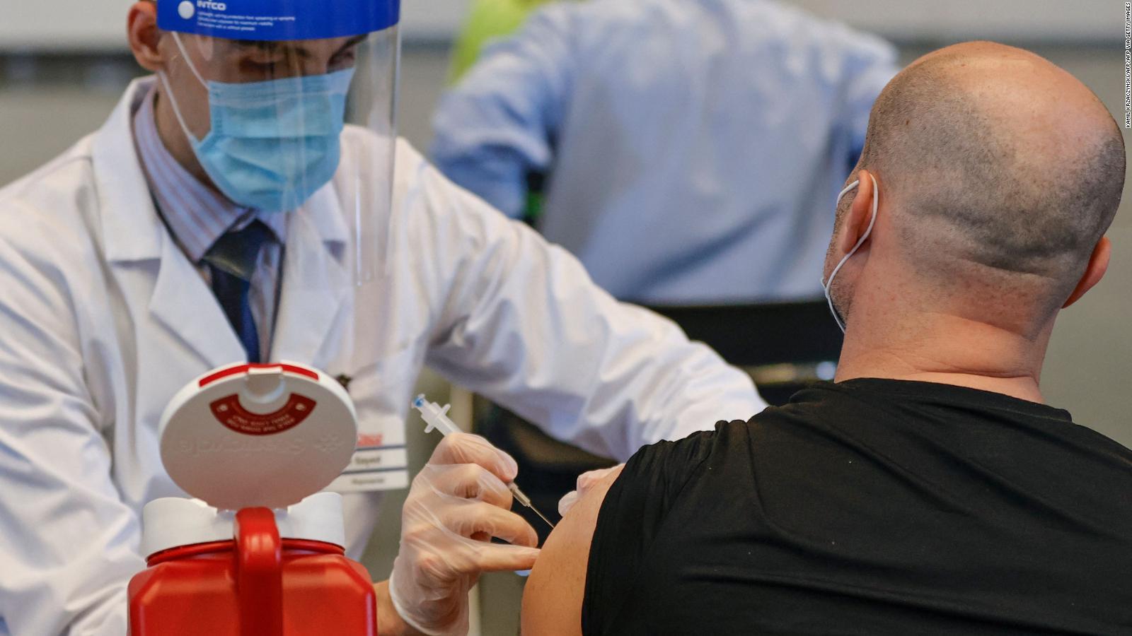 Johnson & Johnson vaccine: these are the symptoms of a rare case of clots