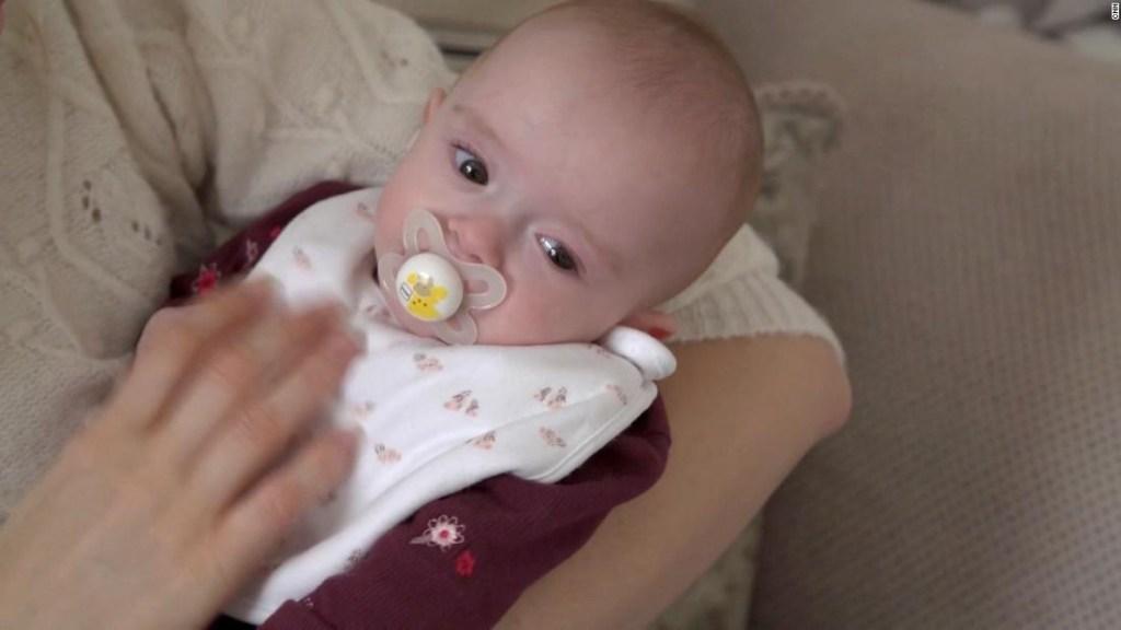 La pequeña Rosalie