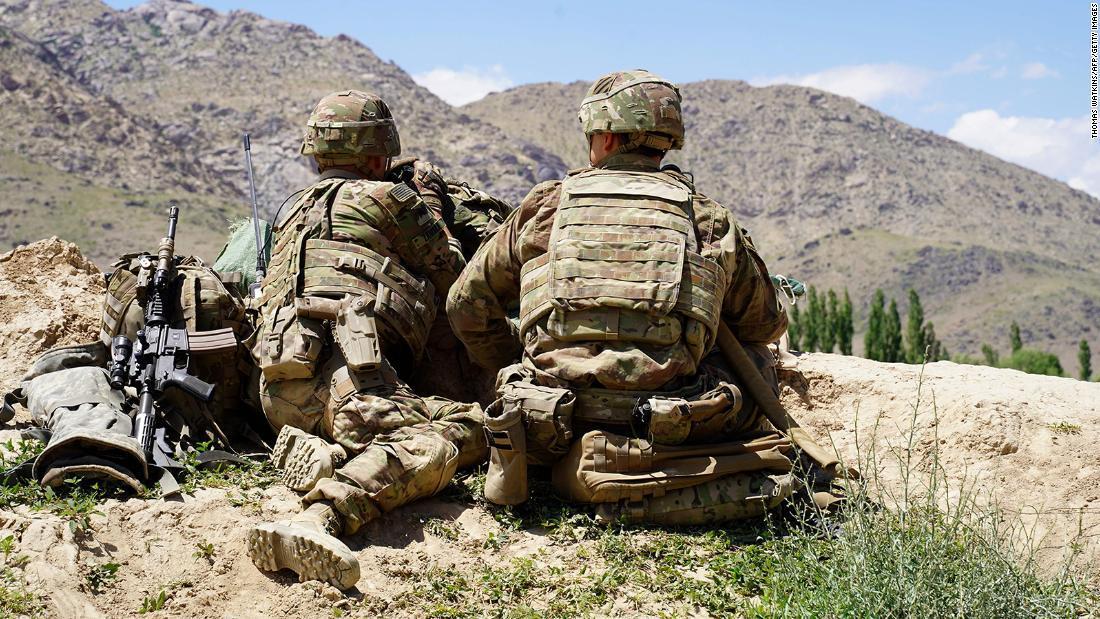 retira Afganistán