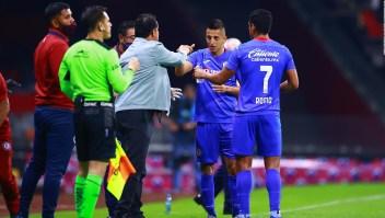 Así acabó la racha victoriosa del Cruz Azul en la Liga MX