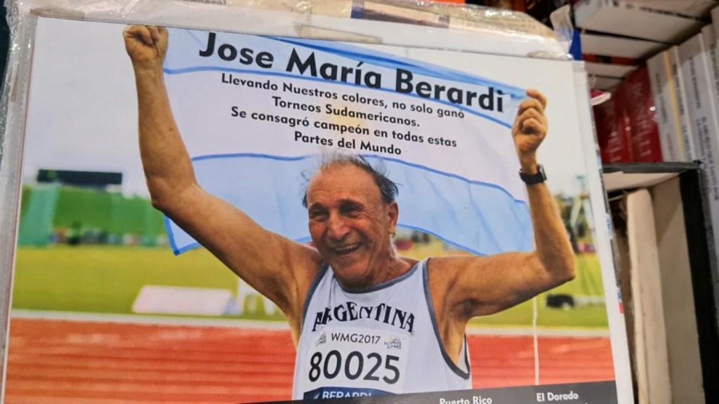 El corredor de 86 años que busca un sexto título mundial