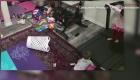 Niño de 2 años queda atrapado bajo una caminadora