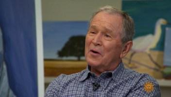George W. Bush aboga por consenso inmigratorio en EE.UU.