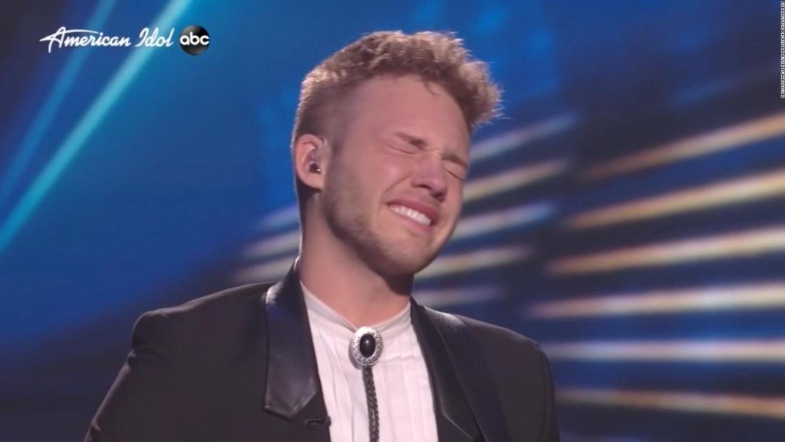 """Concursante de """"American Idol"""" se olvida la letra"""
