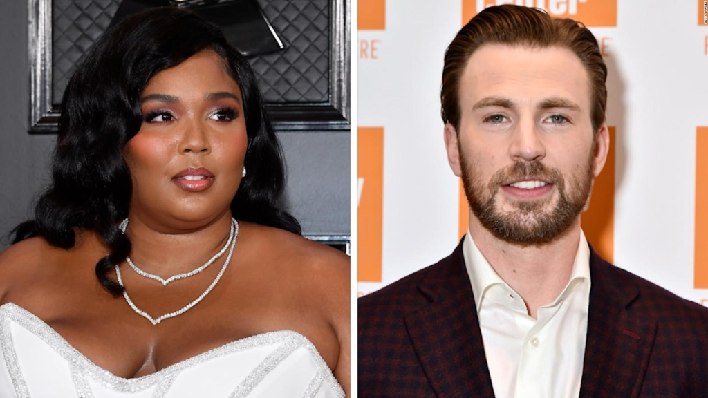 Chris Evans responds to Lizzo's flirting