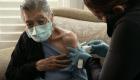 A sus 106 años, recibe la vacuna contra el covid-19
