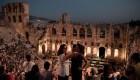 Grecia da sus primeros pasos para el regreso del turismo