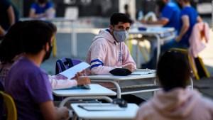 Argentina y la crisis escolar agudizada por la pandemia