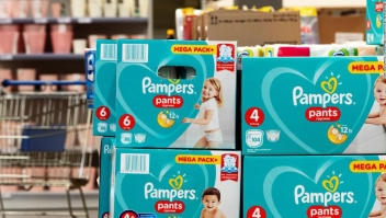Pampers tampax