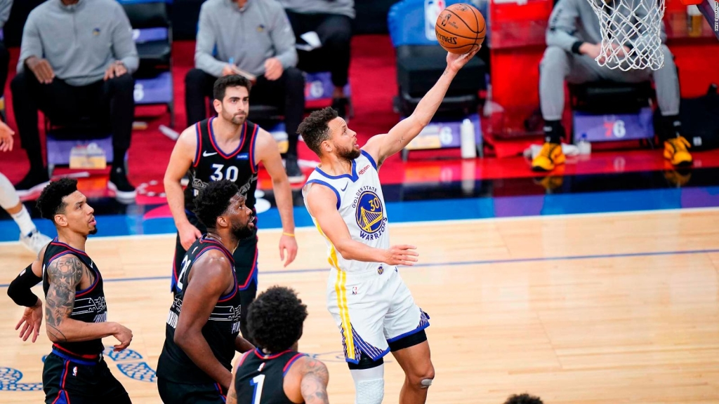 Stephen Curry y un récord jamás antes visto