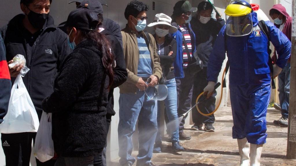 Perú, con nueva marca de muertes
