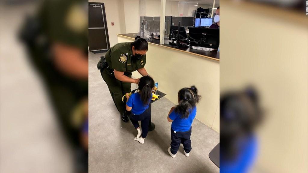 Reúnen a niñas inmigrantes con su familia
