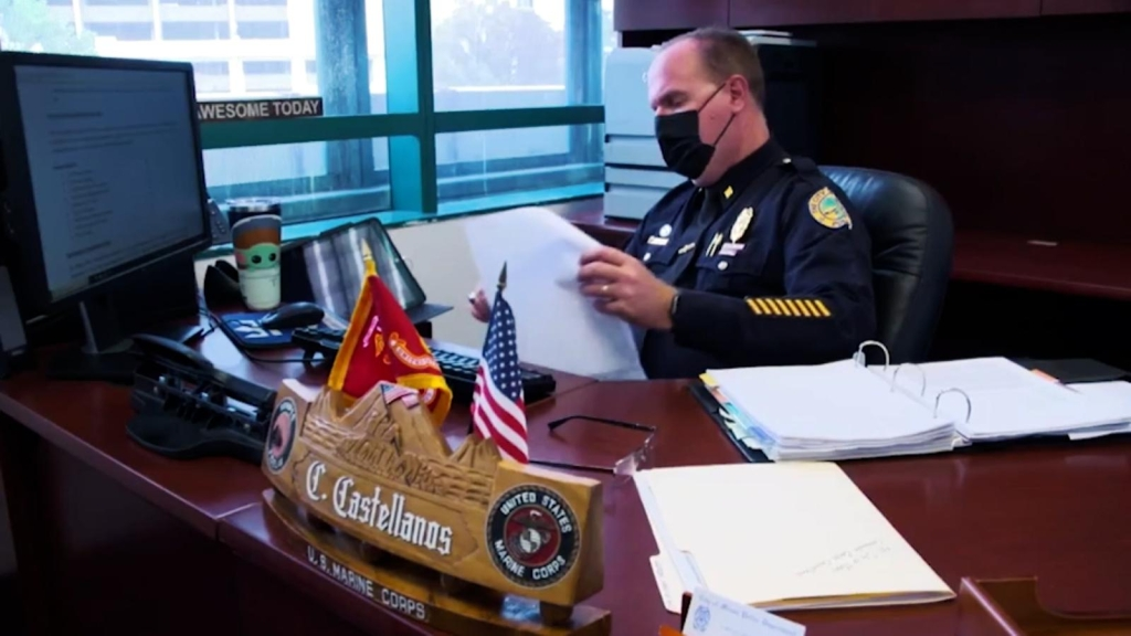 Así es la vida cotidiana de un policía de Miami