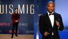 El consejo de Jamie Foxx al protagonista de Luis Miguel