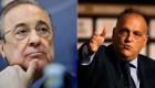 Javier Tebas: Florentino Pérez, un desastre de presidente