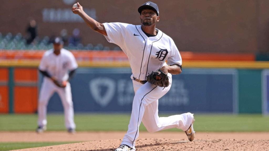 Colombiano busca hacer historia con Tigers de Detroit