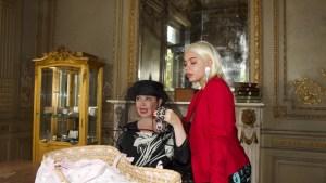 Así descubrió Andrea Del Boca el talento actoral de su hija