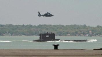 Desaparece submarino en Indonesia