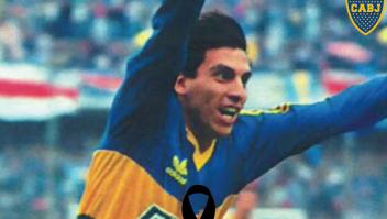 Alfredo Graciani alienta a Boca y muere poco después